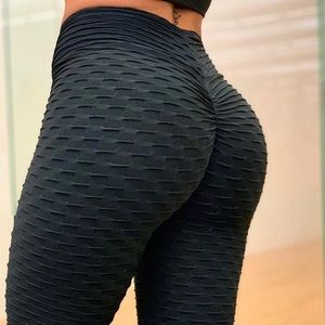 Pants - 🖤🍑 Brazilian Honeycomb Gym Leggings Booty AUTH